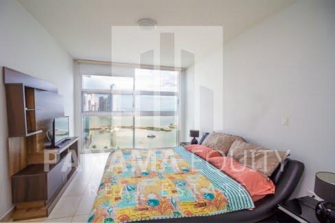 White Avenida Balboa Panama Apartment for Sale-15