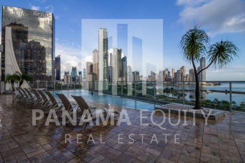 White Avenida Balboa Panama Apartment for Sale-25