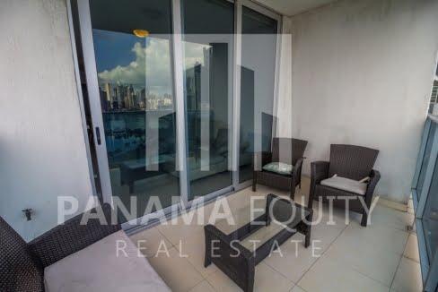 White Avenida Balboa Panama Apartment for Sale-7