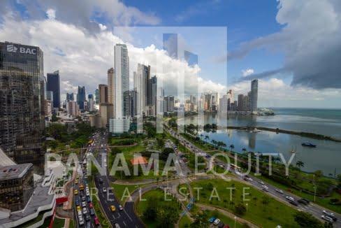 White Avenida Balboa Panama Apartment for Sale-8