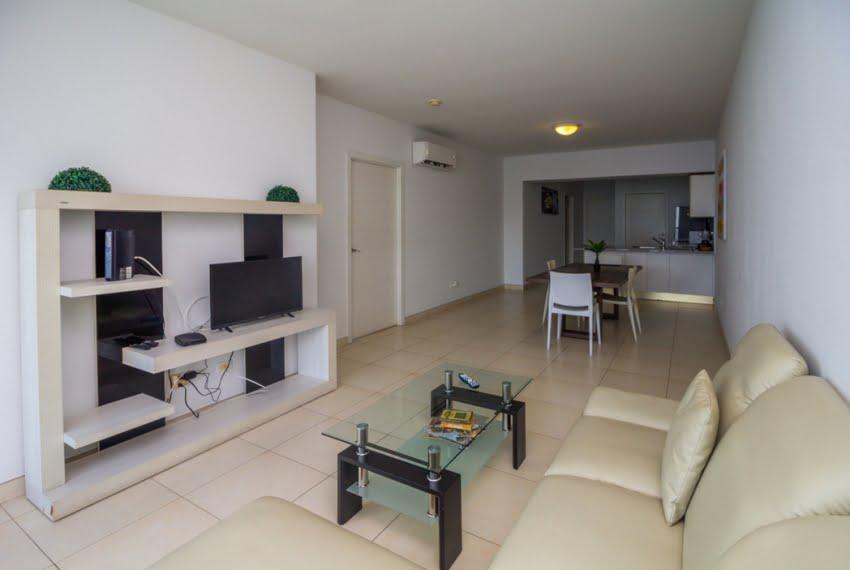 White Avenida Balboa Panama Apartment for Sale-9