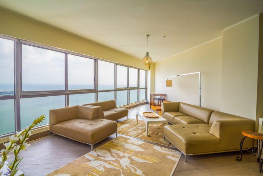 Rivage Penthouse Avenida Balboa Panama Apartment for rent-002