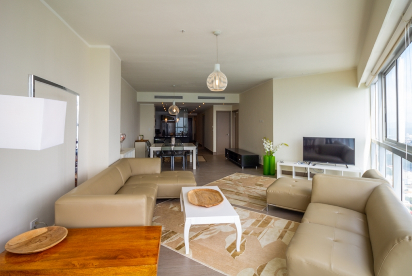 Rivage Penthouse Avenida Balboa Panama Apartment for rent-003