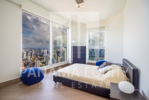 Rivage Penthouse Avenida Balboa Panama Apartment for rent-011