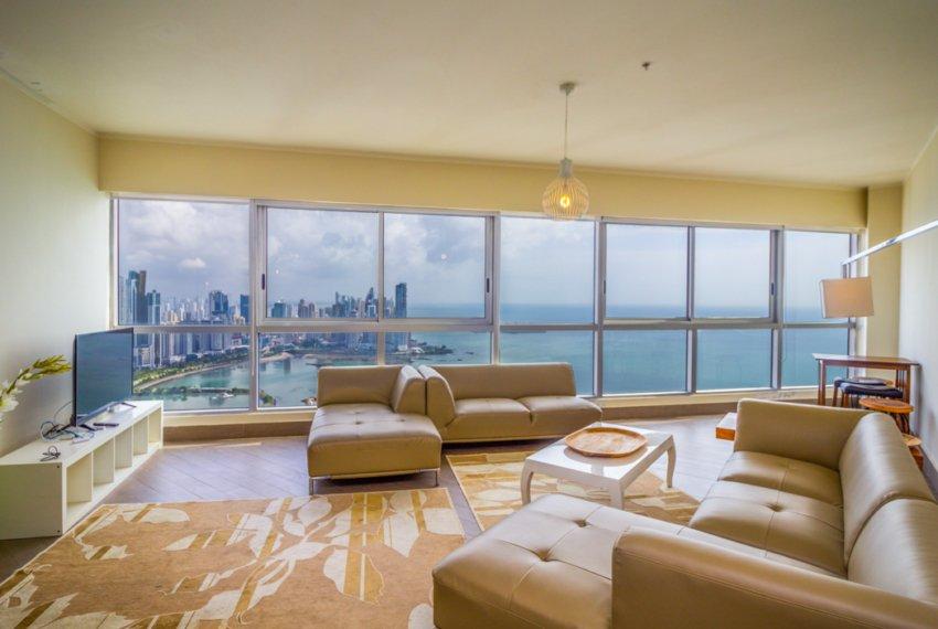 Rivage Penthouse Avenida Balboa Panama Apartment for rent-Feature