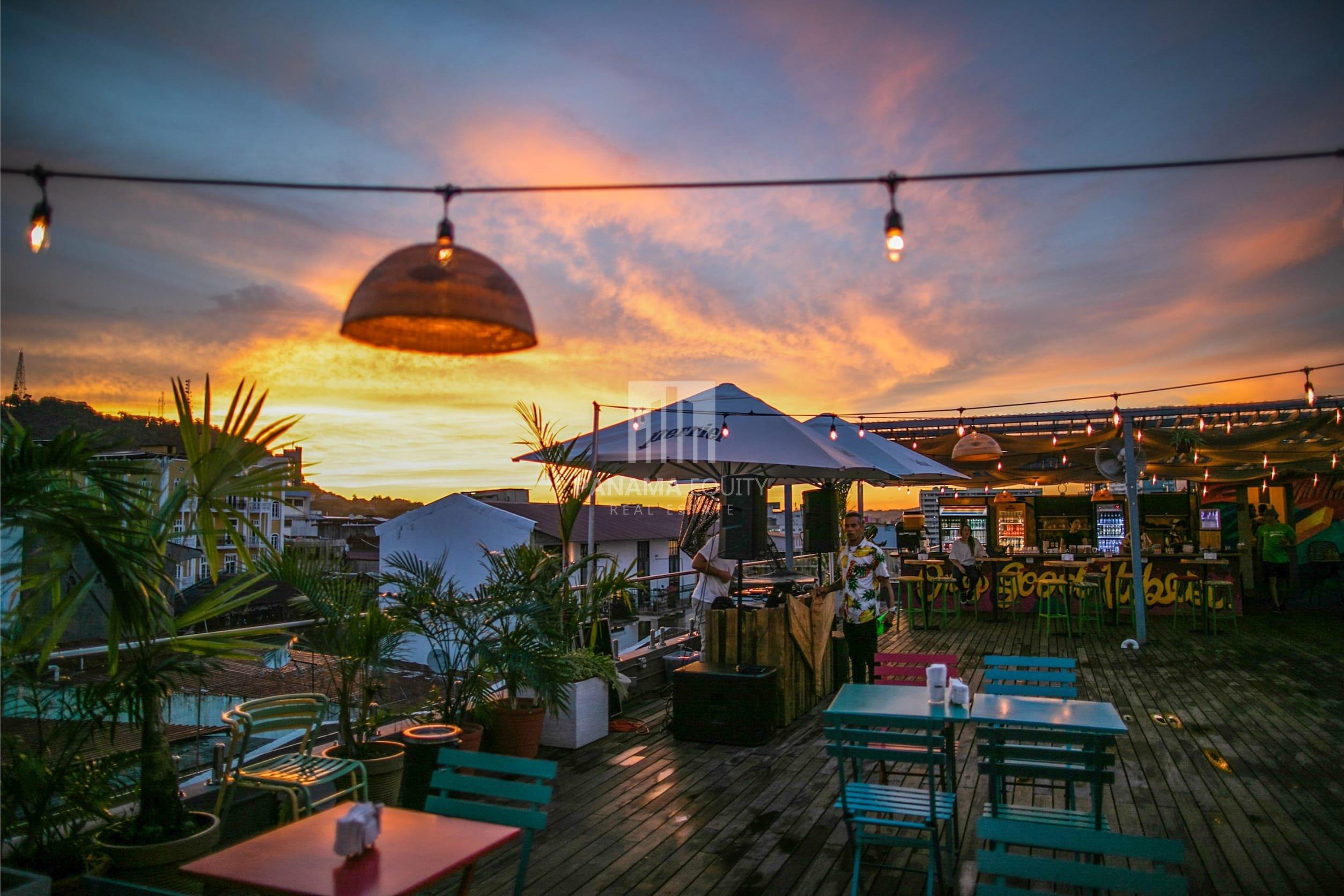 Selina Rooftop Panama