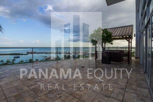 White Avenida Balboa Panama Apartment for Sale-24