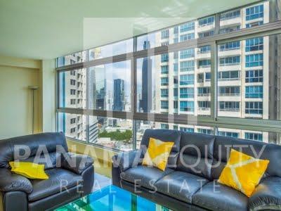Bayfront Avenida Balboa Panama Apartment for Rent