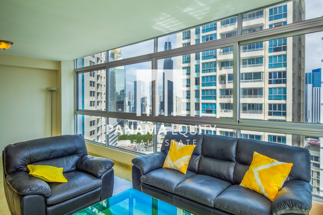 The Price is RIGHT in Bayfront Tower: Furnished Apartment for Rent in Avenida Balboa
