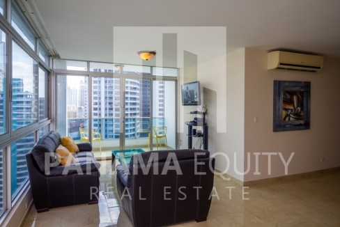 Bayfront Avenida Balboa Panama Apartment for Rent-003
