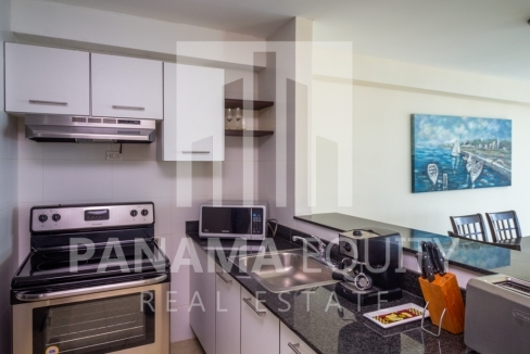 Bayfront Avenida Balboa Panama Apartment for Rent-007