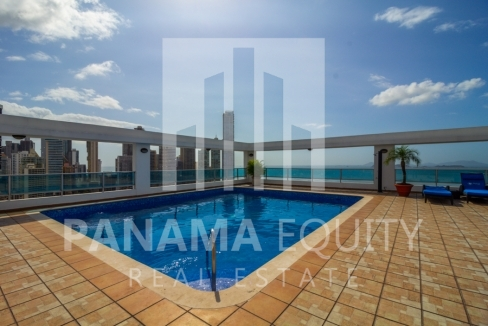 Bayfront Avenida Balboa Panama Apartment for Rent-013