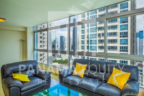 Bayfront Avenida Balboa Panama Apartment for Rent