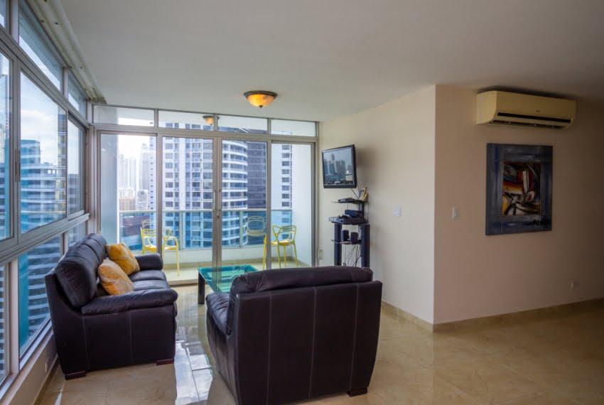 Bayfront Avenida Balboa Panama Apartment for Rent-003