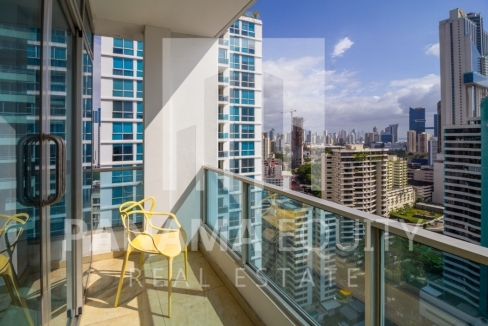 Bayfront Avenida Balboa Panama Apartment for Rent-004