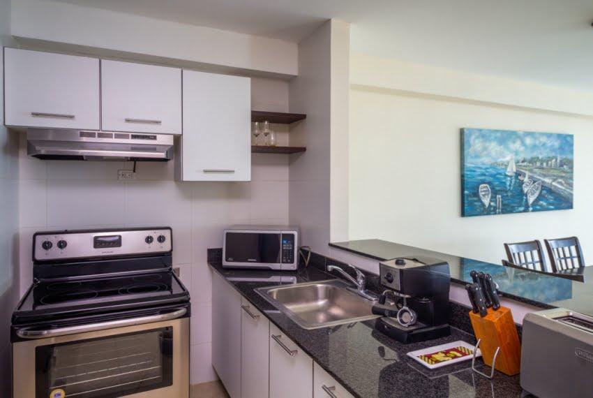 Bayfront Avenida Balboa Panama Apartment for Rent-007