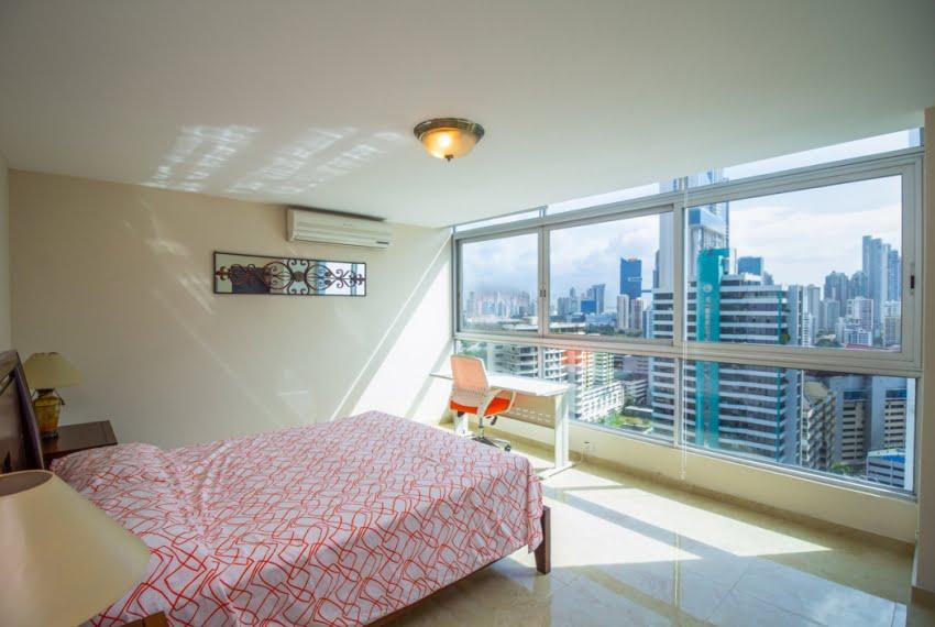 Bayfront Avenida Balboa Panama Apartment for Rent-009