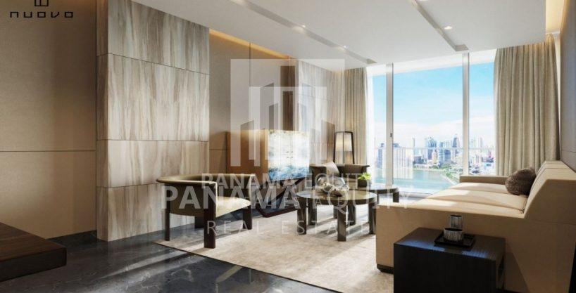 Armani Brand Three Bedroom Apartment on Balboa Avenue