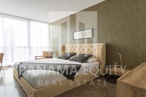 One_bedroom apartment_in_Yoo_Panama_for_sale_bedroom