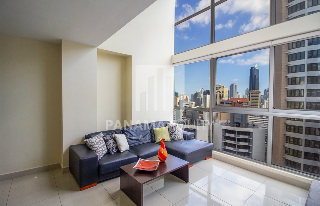 Vitro Loft El Cangrejo Panama Aparment For Rent