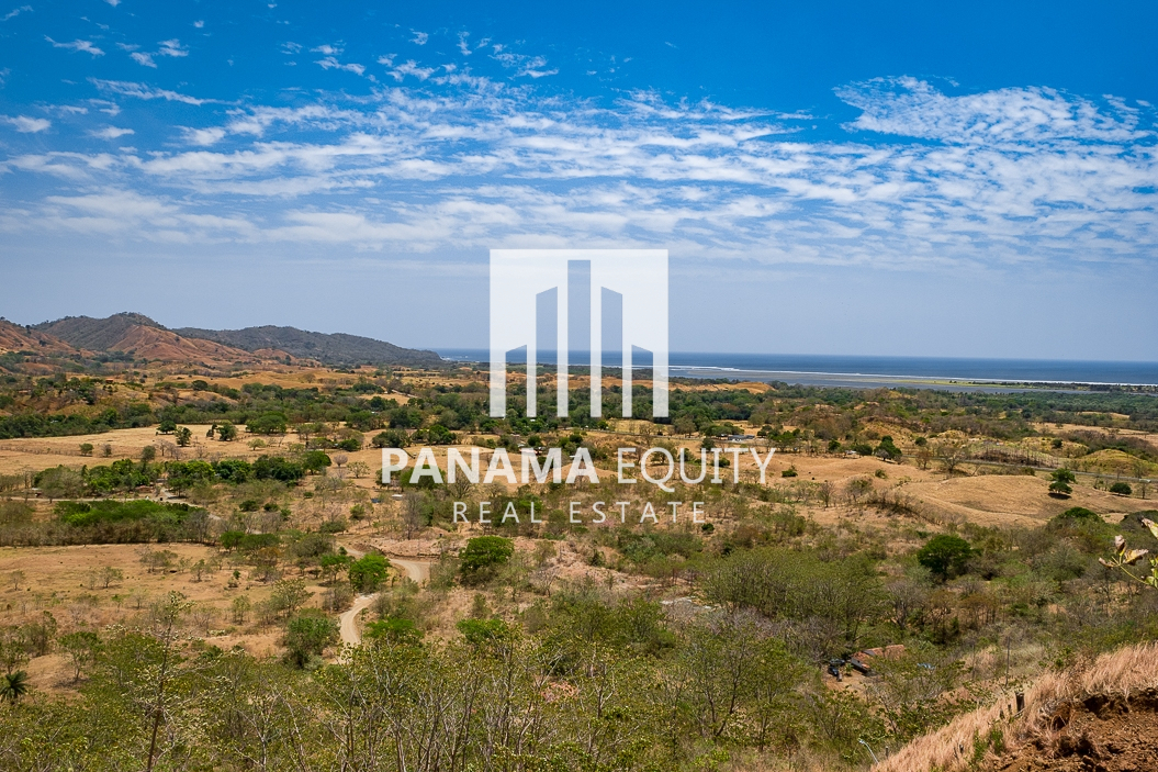 Titled lots in Cañas just 10 minutes to Playa Venao