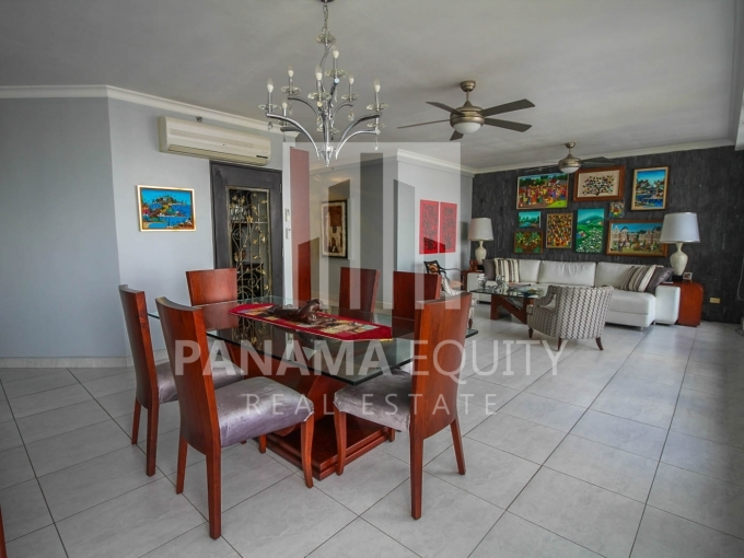 Luxor Tower Panama Junior Penthouse for sale