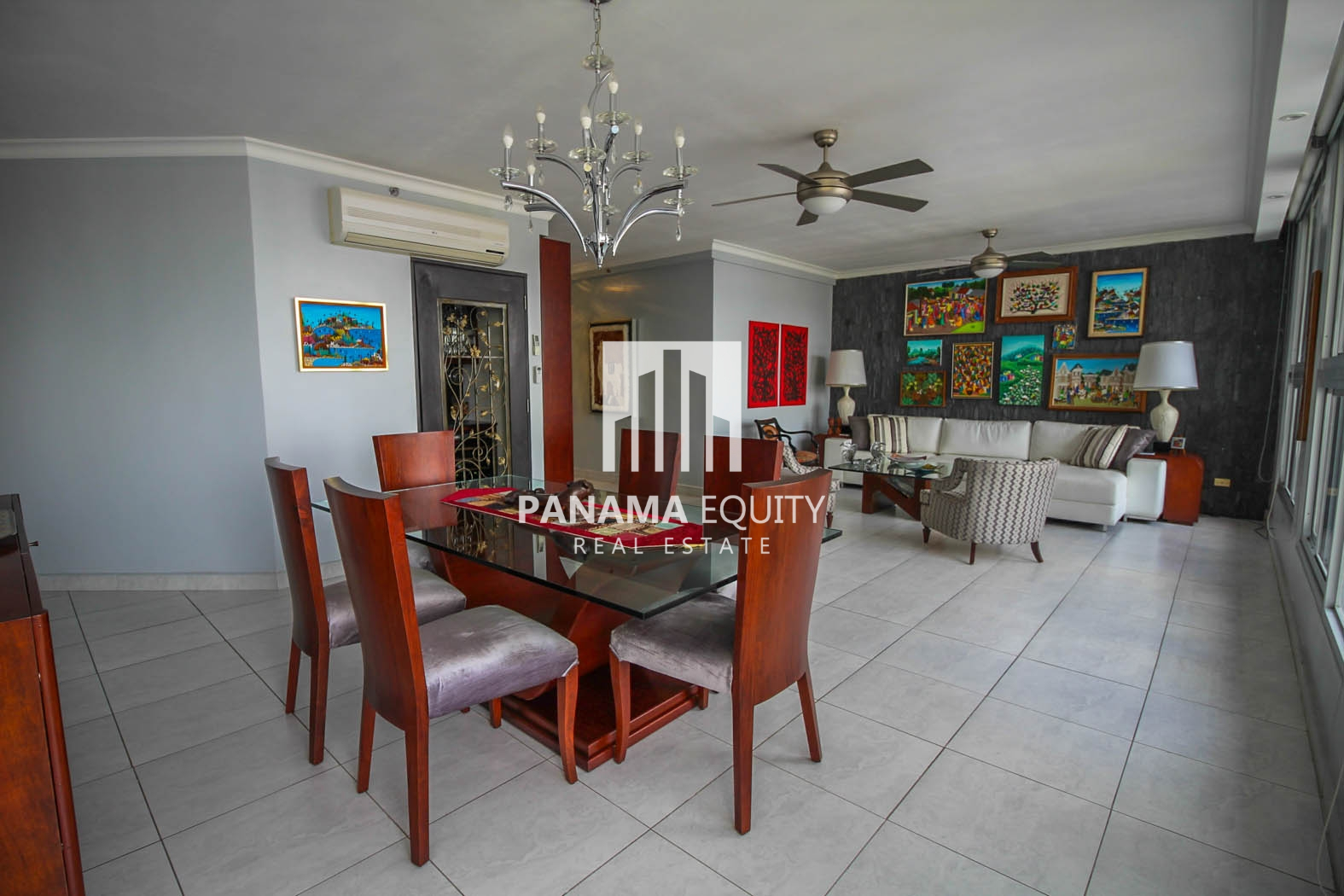 High End Luxury Apartment with Amazing Views In El Cangrejo