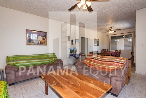 Pedasi Panama town home for sale
