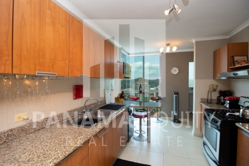 Solaris El Cangrejo Panama Apartment For Sale