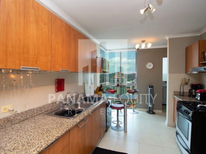 Solaris El Cangrejo Panama Apartment For Sale
