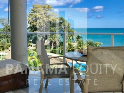 Bijao panama beach condo for sale