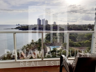 Gorgona Panama Beach Apartment for rent
