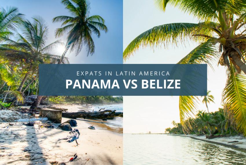 Panama vs belize