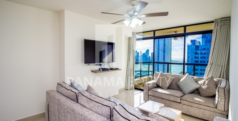 Balboa Bay Bella Vista Panama Apartment for Rent