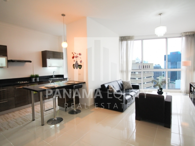 Denovo Obarrio Panama Apartment for Rent