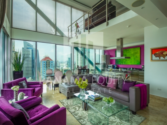 Loft Four 41 Punta Pacifica Panama For Sale