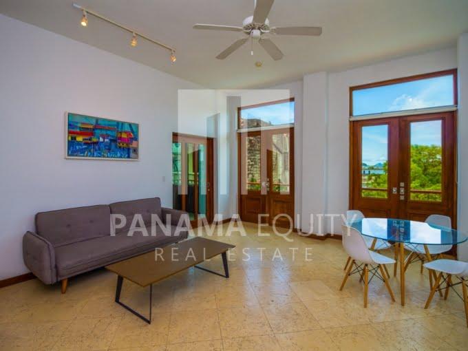 Puerta del Mar Casco Viejo Panama Apartment for Rent