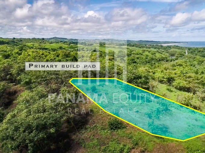 El Ciruelo Pedasi oceanview land for sale