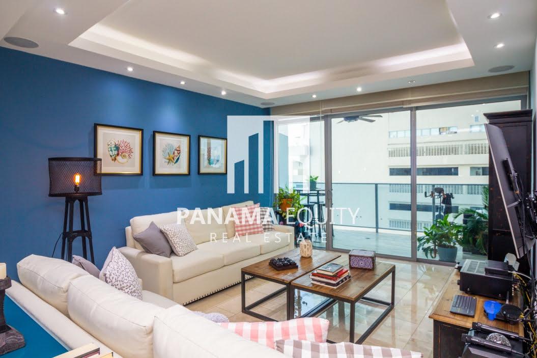 ¡Apartamento de tres dormitorios a la venta en Grand Tower Punta Pacífica!