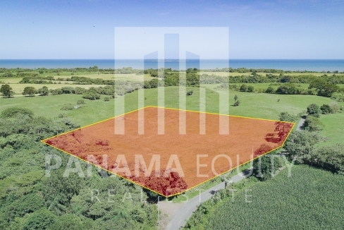 Mariabé Panama beach lot for sale