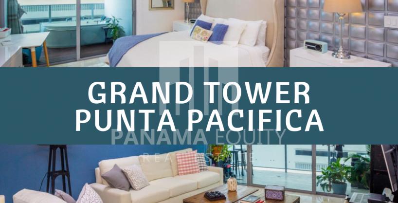 Three-Bedroom Condo for sale Grand Tower Punta Pacifica