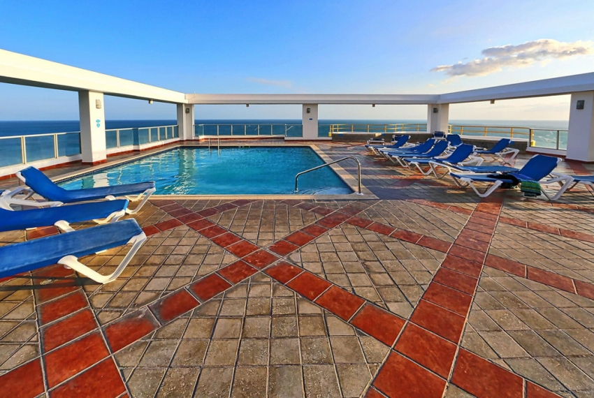 Solarium Coronado Panama Studio Apartment for Sale-18