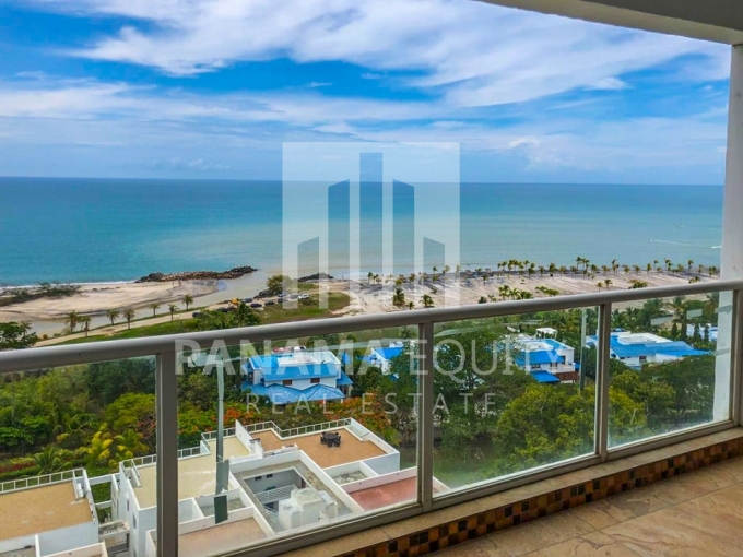 Terrazas Playa Blanca Panama Apartment for Sale