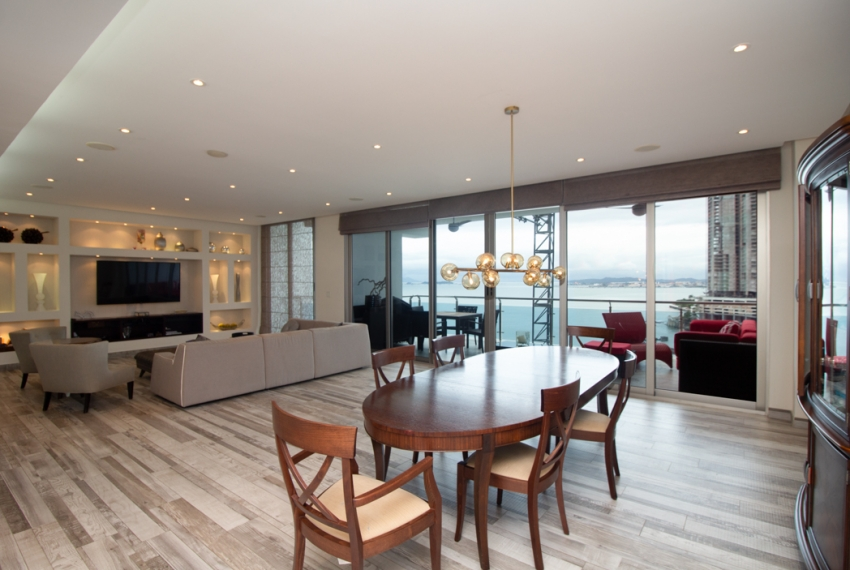 Aqualina Punta Pacifica Panama Apartment for Sale-4
