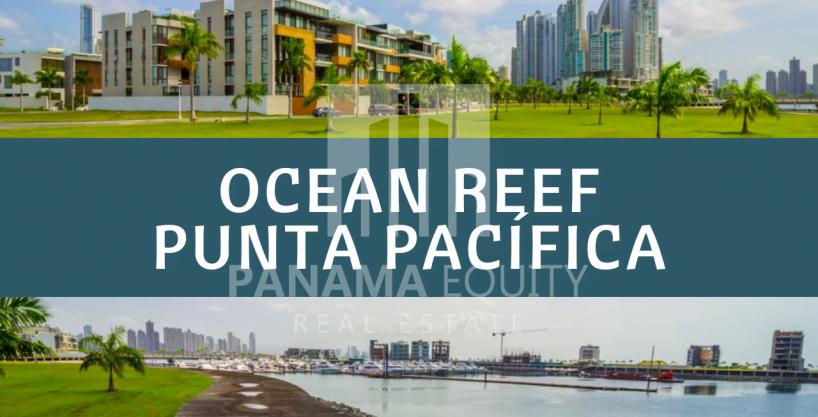 Lote frente al mar en Islas Ocean Reef con vista a la marina a la venta!