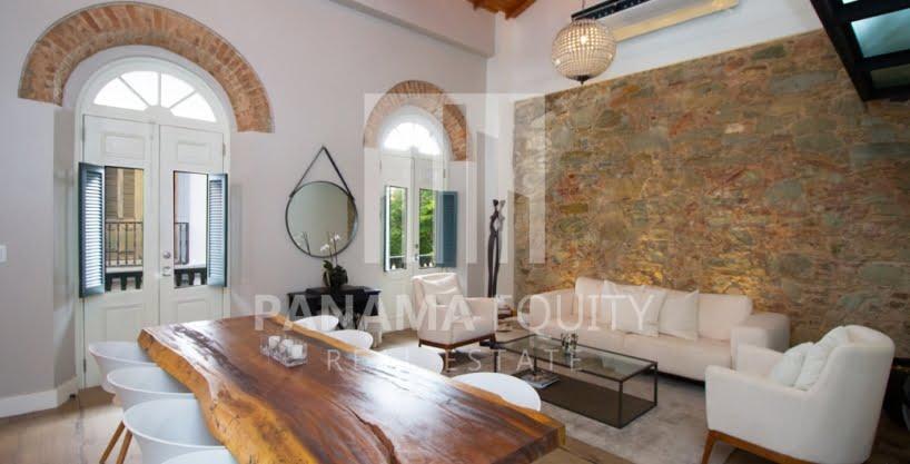 Remon Casco Viejo Panama Apartment for Rent