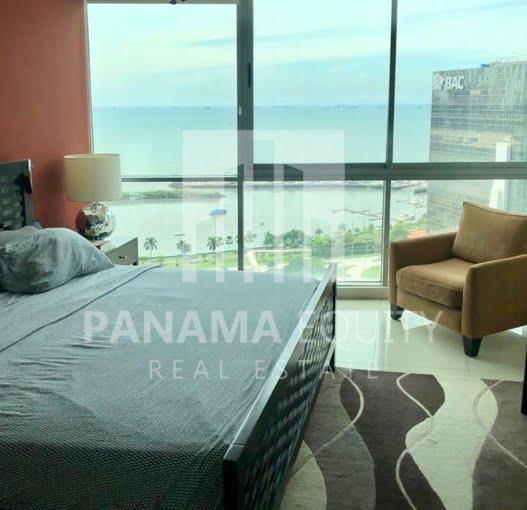Allure Avenida Balboa Panama Apartment for Rent