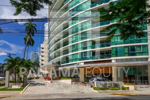 Allure Avenida Balboa Panama Apartment for Rent-018