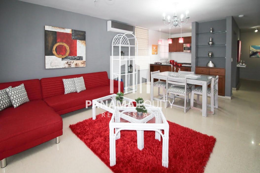 Apartamento Amoblado en Alquiler en Posada del Rey Punta Paitilla a Súper precio