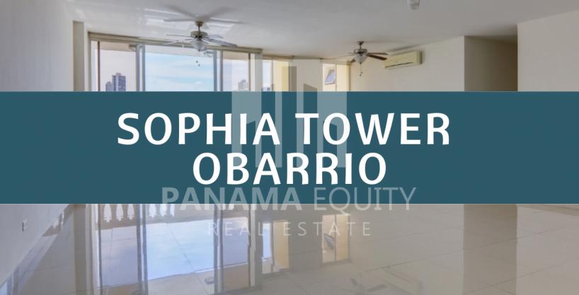 Espacioso Apartamento de tres recámaras en alquiler en Sophia Tower Obarrio